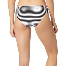 Fox Jail Break Lace Up Bikini Bottom Dame black/white